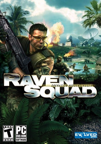 Raven Squad: Operation Hidden Dagger (2009) PC