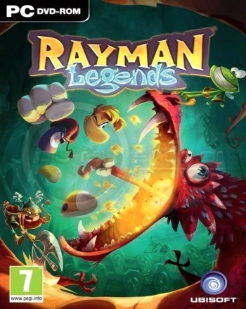Rayman Legends (2013) (PC/RUS)