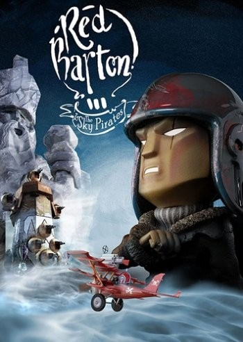 Red Barton and The Sky Pirates (2017) PC