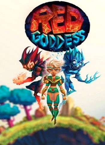 Red Goddess: Inner World (2015) PC