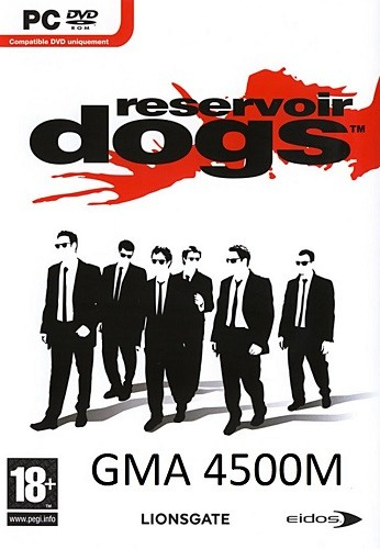 Reservoir Dogs (2006) PC