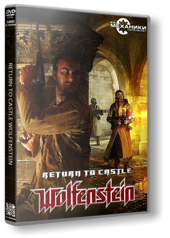Return to Castle Wolfenstein (2001) PC