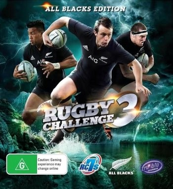 Rugby Challenge 3 (2016) PC