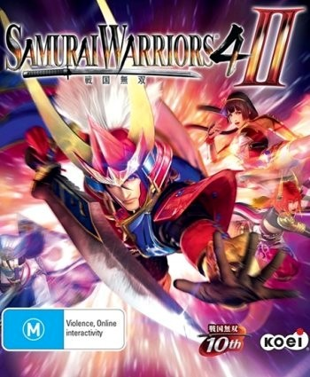SAMURAI WARRIORS 4-II (2015) PC