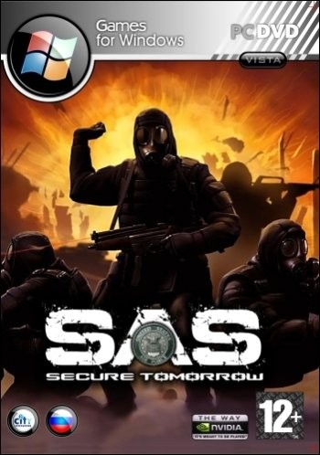 SAS: Secure Tomorrow (2008) PC
