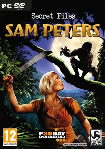Secret Files: Sam Peters (2013)