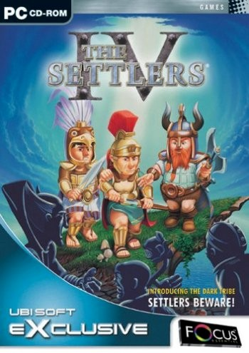 Settlers 4 (2001) PC