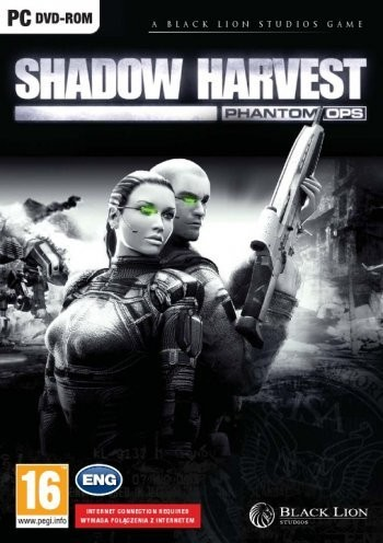 Shadow Harvest.Phantom Ops (2011)