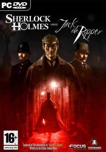 Sherlock Holmes vs. Jack the Ripper (2009) PC