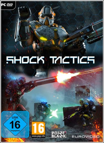 Shock Tactics (2017) PC