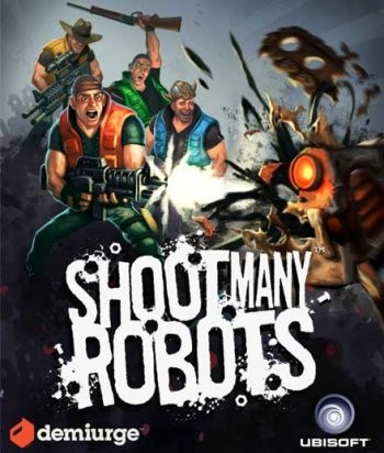 Shoot Many Robots (2012) PC