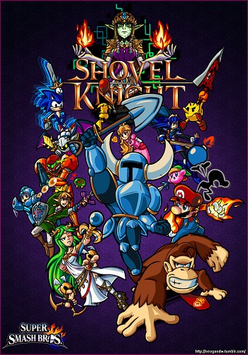 Shovel Knight (2014) PC
