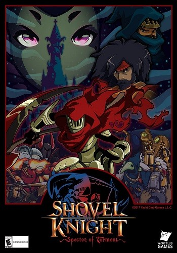 Shovel Knight: Specter of Torment (2017) PC