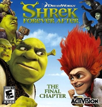 Shrek Forever After: The Game (2010) PC