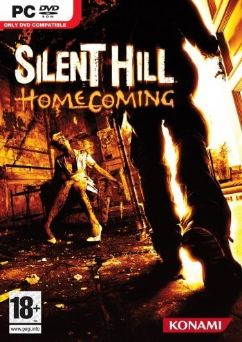 Silent Hill Homecoming (2008)