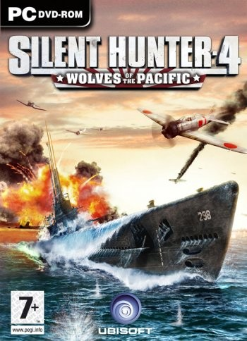 Silent Hunter 4: Wolves of the Pacific (2007) PC