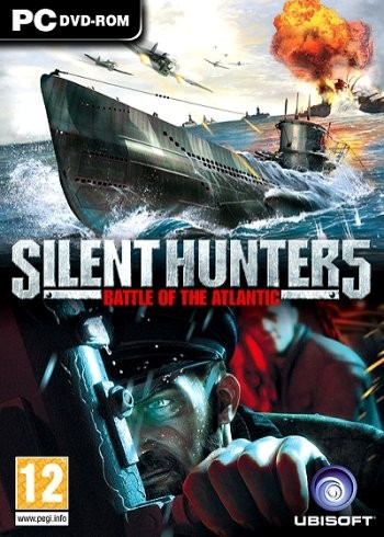 Silent Hunter 5: Battle of the Atlantic (2010) PC