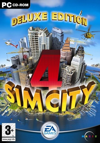 SimCity 4 - Deluxe Edition (2003) PC