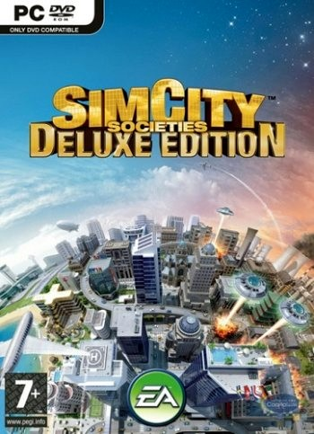 SimCity: Societies - Deluxe Edition (2008) PC