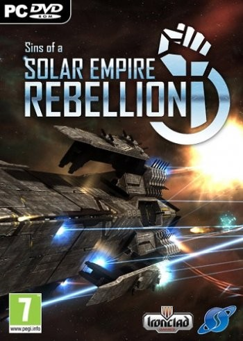 Sins of a Solar Empire - Rebellion (2012) PC