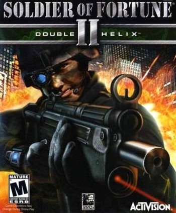 Soldier of Fortune 2: Double Helix (2002) PC