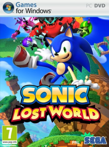 Sonic: Lost World (2015) PC
