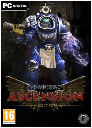 Space Hulk Ascension - Dark Angels (2014) PC