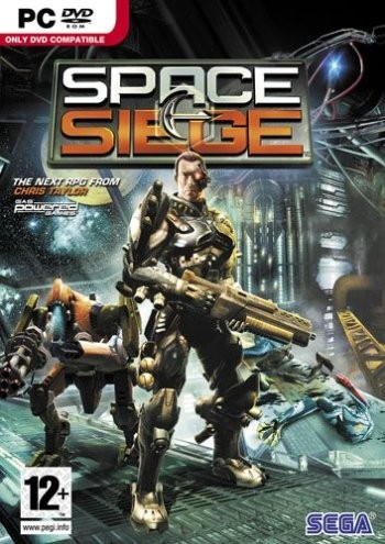 Space Siege (2008) PC