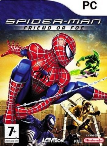 Spider-Man: Friend Or Foe (2007) PC