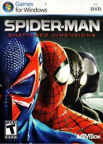 Spider-Man: Shattered Dimensions (2010)