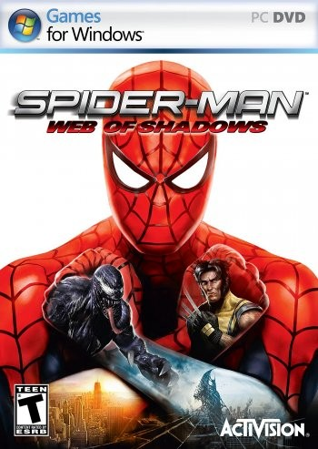 Spider Man: Web of Shadows (2008) PC