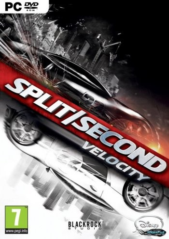 Split Second: Velocity (2010) PC