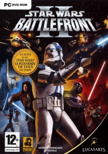 Star Wars: Battlefront 2 (2005) PC