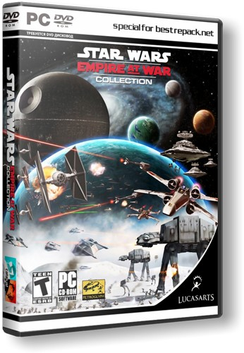 Star Wars Empire At War (2006) PC
