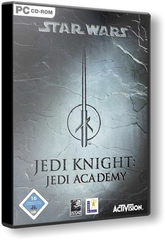 Star Wars: Jedi Knight - Jedi Academy (2003) PC