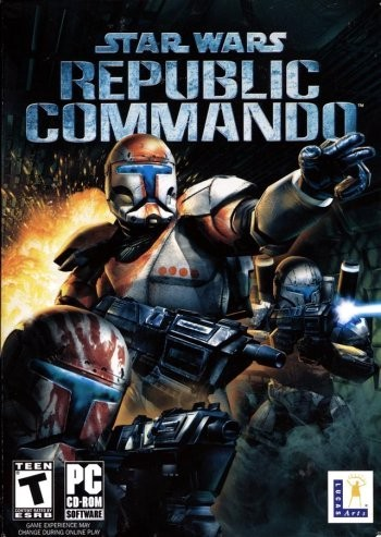 Star Wars: Republic Commando (2005)