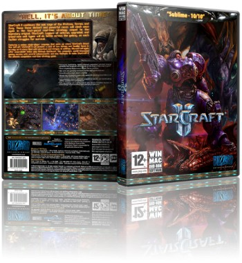 StarCraft 2: Heart of the Swarm (2013) (PC/RUS)