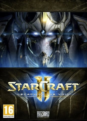 StarCraft 2: Legacy of the Void (2015) PC