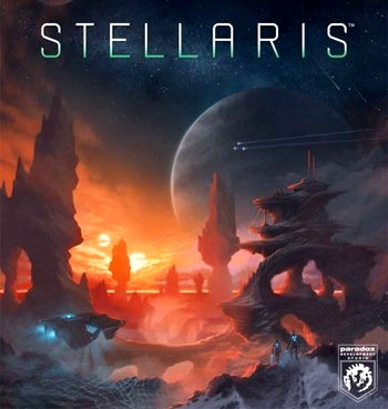 Stellaris: Galaxy Edition [v 1.5.1 + 8 DLC] (2016) PC