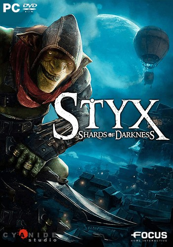 Styx: Shards of Darkness [v 1.05] (2017) PC