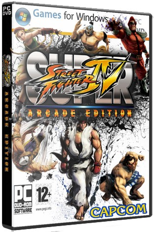 Super Street Fighter 4 (2011) PC