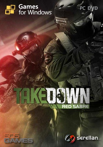 Takedown: Red Sabre (2013) PC