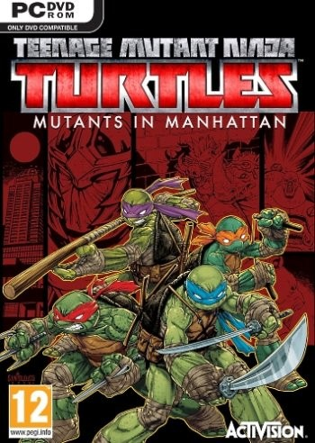 Teenage Mutant Ninja Turtles: Mutants in Manhattan (2016) PC