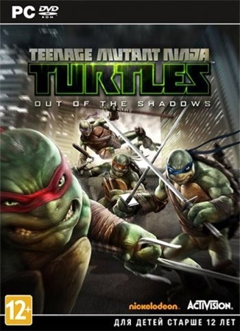 Teenage Mutant Ninja Turtles: Out of the Shadows (2013) (PC/RUS)