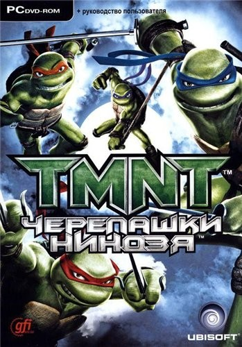 Teenage Mutant Ninja Turtles - The Video Game (2007) PC