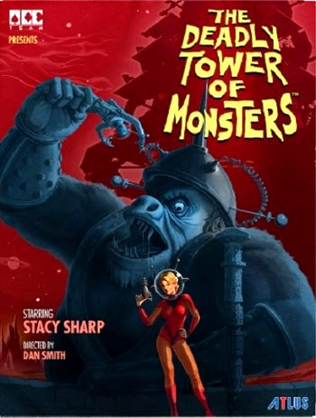 The Deadly Tower of Monsters (2016) PC