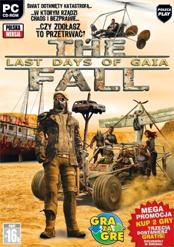 The Fall: Last Days of Gaia (2004) PC