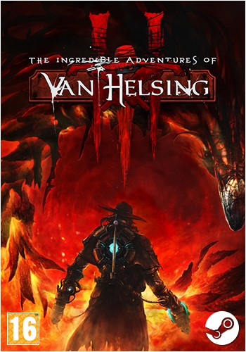 The Incredible Adventures of Van Helsing III (2015)