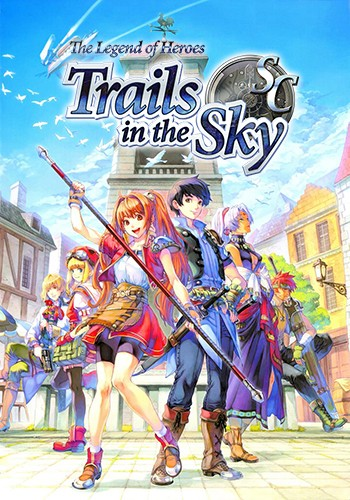 The Legend Of Heroes: Trails In The Sky Second Chapter (2015) PC