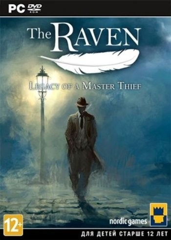 The Raven: Legacy of a Master Thief (2013) (PC/RUS)